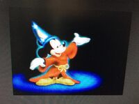 Sorcerer Mickey, as seen at the beginning of this logo