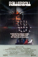 Rollerball poster