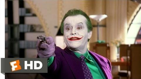 Batman (4 5) Movie CLIP - Dance With the Devil (1989) HD