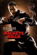 Zaror poster machete kills