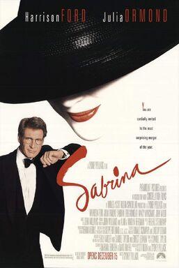 Sabrina (1995) Poster