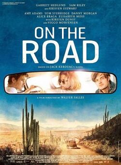 On the Road FilmPoster