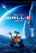 WALL-E2008Poster