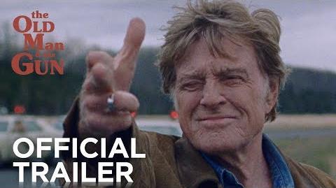 THE OLD MAN & THE GUN Official Trailer HD FOX Searchlight-1