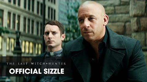 """The Last Witch Hunter (2015 Movie - Vin Diesel) – Ciara """"Paint It, Black"""" Sizzle"""