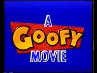 Video trailer A Goofy Movie