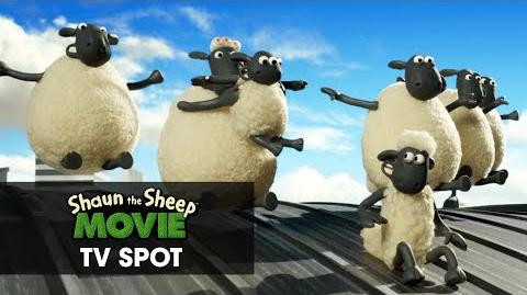 "Shaun The Sheep Movie Official TV Spot - ""Stick Together"""