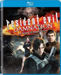Resident Evil Damnation Moviepedia Fandom