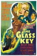 The Glass Key 1942 Poster