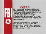 BVWD FBI Warning Screen (Different Version 1)