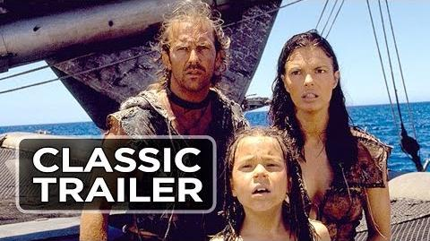 Waterworld Official Trailer 1 - Kevin Costner Movie (1995) HD