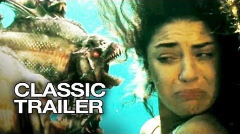 Piranha 3D (2010) - Official Trailer 1- Eli Roth Movie HD-1