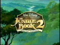 Trailer The Jungle Book 2 Special Edition