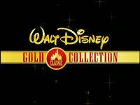 Walt Disney Gold Classic Collection promo 2
