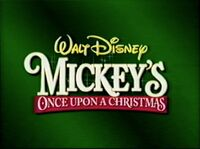 Video trailer Mickey's Once Upon a Christmas