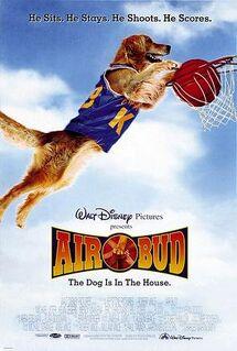 Air bud poster
