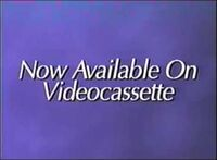 Jim Henson Video Now Available On Videocassette logo