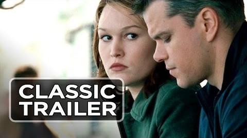 The Bourne Ultimatum Official Trailer 1 - David Strathairn Movie (2007) HD