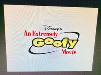 Video trailer An Extremely Goofy Movie