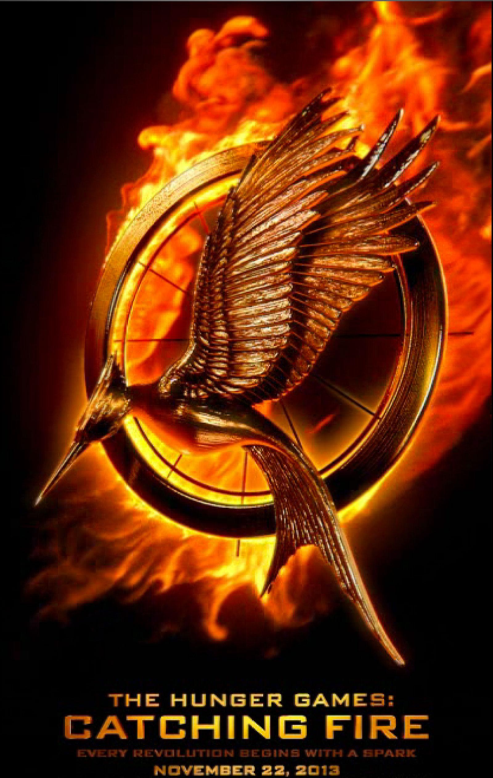image - catching-fire-movie-poster | moviepedia | fandom powered