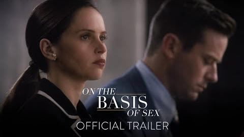 ON THE BASIS OF SEX - Official Trailer HD - In Theaters This Christmas