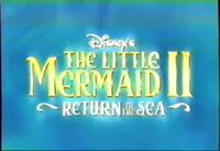 Video trailer The Little Mermaid II Return to the Sea