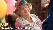 """""""Nowhere To Go But Up"""" Clip Mary Poppins Returns"""