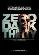 Zero dark thirty poster 3
