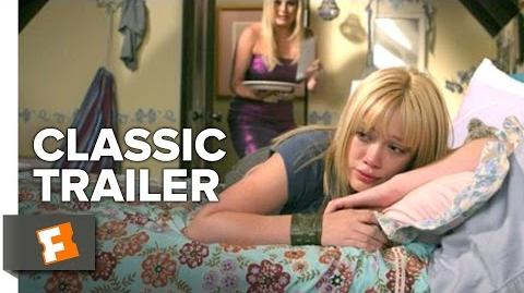 A Cinderella Story (2004) Official Trailer - Hilary Duff, Jennifer Coolidge Movie HD