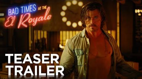 Bad Times at the El Royale Teaser Trailer HD 20th Century FOX