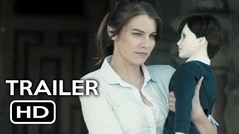 The Boy Official Trailer 1 (2016) Lauren Cohan Horror Movie HD