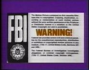 Nelson Entertainment Warning