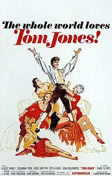 220px-Poster - Tom Jones 01