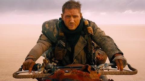 "Mad Max Fury Road - ""Max"" Featurette HD"