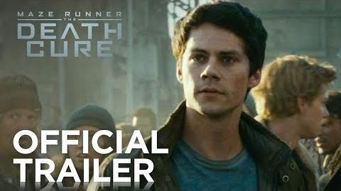 Maze Runner The Death Cure Official Trailer HD 20th Century FOX