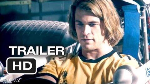 Rush Official Trailer 1 (2013) - Chris Hemsworth, Ron Howard Racing Movie HD