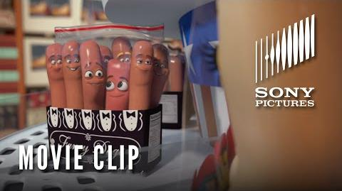 SAUSAGE PARTY Movie Clip - Work Those Buns (Now Playing)
