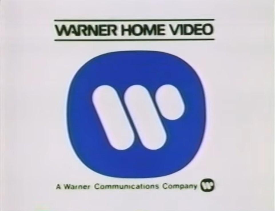 Second Warner Home Video logo