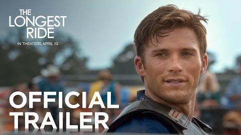 The Longest Ride Official Trailer HD 20th Century FOX