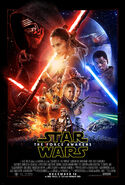 Star Wars - The Force Awakens 2015 Poster