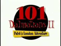 Video trailer 101 Dalmatians II Patch's London Adventure