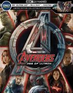 Avengers Age of Ultron 4K