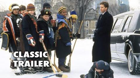 The Mighty Ducks (1992) Trailer