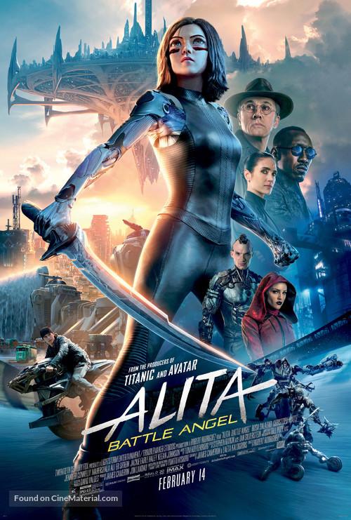 Alita: Battle Angel   Moviepedia   FANDOM powered by Wikia