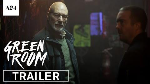 Green Room Official Red Band Trailer HD A24
