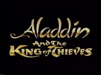 Video trailer Aladdin and the King of Thieves
