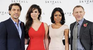 Skyfall cast