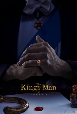 The King's Man first teaser poster