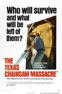The Texas Chainsaw Massacre 1974 Poster