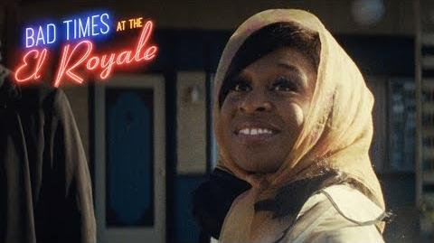 Bad Times at the El Royale Welcome to the El Royale 20th Century FOX